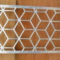 铝窗花多少钱一个平方米 铝窗花规格