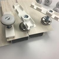 太空铝浴室柜铝材配件调节脚