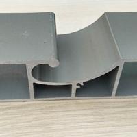 6063抗洪挡水板<em>铝型材</em>来图来样生产加工