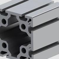 欧标铝型材100100,可定制铝型材,工业铝型材