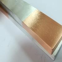 新能源电池模组铜铝过渡板电抗器铜铝过渡板