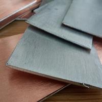 铜铝复合垫片 铜铝复合导电板 单面铝板