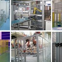 铝型材工作台 设备防护罩 工作流水线