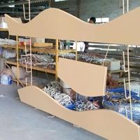 弧形铝合金方通 弧形铝合金方通吊顶厂家