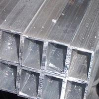 鹰手营子铝方管 木纹铝方管 外墙铝方通