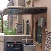 名豪Y-8别墅露台棚窗户遮阳雨篷