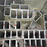 丰润方形铝管 铝合金方管 铝方管 四方铝管