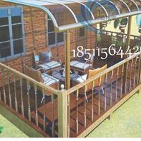 别墅阳台遮阳雨篷窗户防雨棚