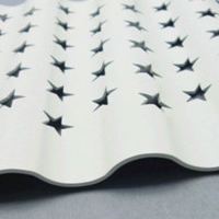 石纹方型包柱铝单板雕花氟碳幕墙铝单板定做