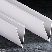 廣州生產優質U型木紋鋁方通吊頂廠家