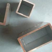厂家6063合金无缝铝管扁铝通
