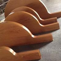 中庭木纹铝方通价钱-造型铝方通吊顶厂家
