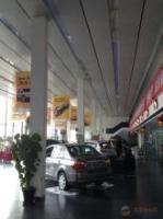 供应日产启辰展厅白色柳叶孔镀锌钢板吊顶