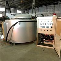铝锭融化炉 坩埚电阻炉多少钱