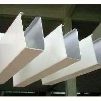 供应仿木纹铝方通吊顶 定做木纹铝方通