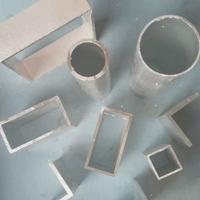 合金阳极氧化铝方管无缝铝管