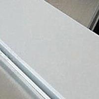 &#8203商业楼型材铝方通材料-方管铝扣板吊顶