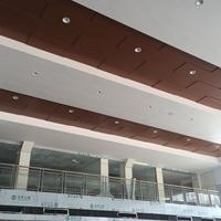 广汽本田汽车4S店铝单板天花吊顶