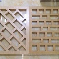 供应造型木纹铝窗花 仿木纹铝窗花