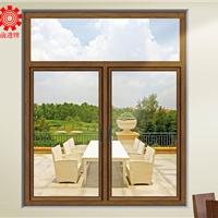 代理38系列50系列70系列隔热平开窗铝材