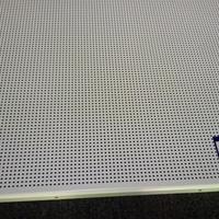 白色铝扣板厂家 600铝扣板天花吊顶