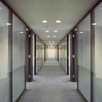 办公隔断铝型材 会议隔断铝型材