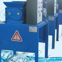 泰宇金属切屑团屑金属粉碎机安全可靠