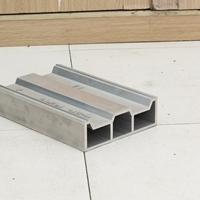 6063机械制造铝型材专业生产开模定做