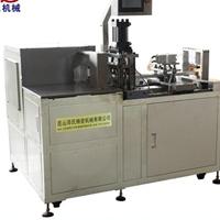 供应CNC高效全自动光伏压块冲切一体机