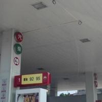 广州铝条扣生产厂家加油站专用吊顶铝板