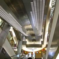 大型商场铝单板装饰板-大型商场冲孔铝单板
