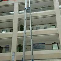16米铝合金升降机 4柱铝合金升降台