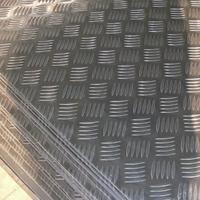 防滑花纹铝板的筋高有多高?