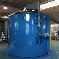 碳钢片热处理设备 井式硅钢片退火炉