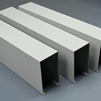 較美造型裝飾吊頂鋁方通指定廠家德普龍