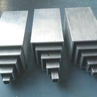 现货铝方管型材6063铝管材