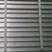 公路标志牌厂家生产交通指示牌用多大铝槽