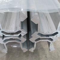 7系凿岩机台车导轨铝型材铝合金推进梁