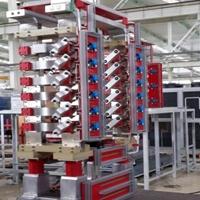 铝合金结构框架焊接、铝结构框架焊接