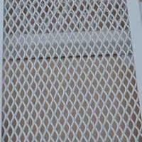 双面氟碳喷涂铝单板室内木纹铝单板定制门头
