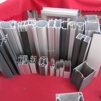 生产6系办公隔断墙铝材