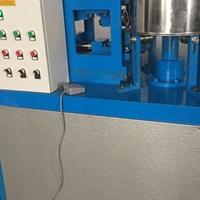 供应铝锅自动切边机自动卷边机自动翻边机