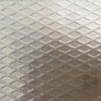 厂家现货5052菱形花纹铝板