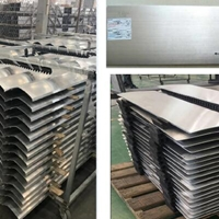 中奕达大截面工业铝型材生产厂家