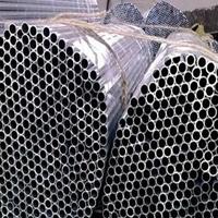 精密小铝管切割 无缝6063铝管50.5mm