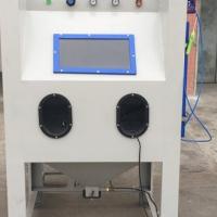 百通PF-1010B型手動噴砂機除油除銹廠家包郵