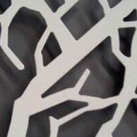 镂空铝单板 铝板镂空雕花 铝板雕花