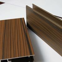 广东佛山木纹铝型材