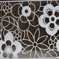 酒店外墙装饰艺术镂空铝单板