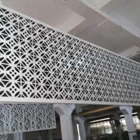 雕花板镂空图案雕花板 铝合金镂空铝单板